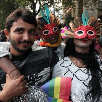 4th Delhi Queer Pride 2011 March